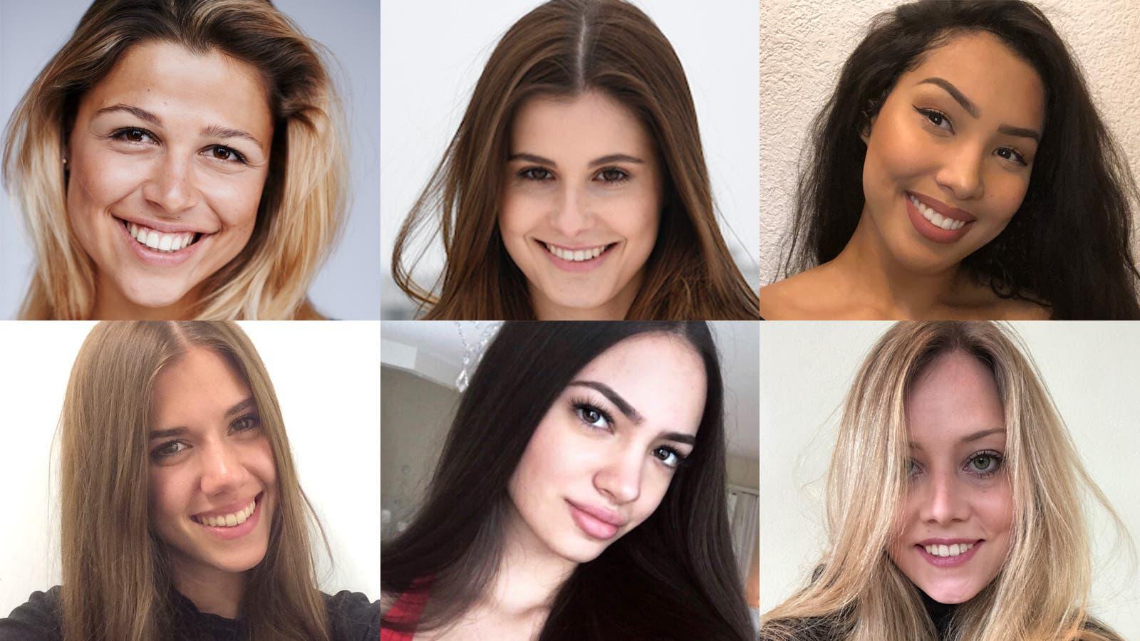Wir stellen Ihnen die Kandidatinnen in der Bildergalerie vor.