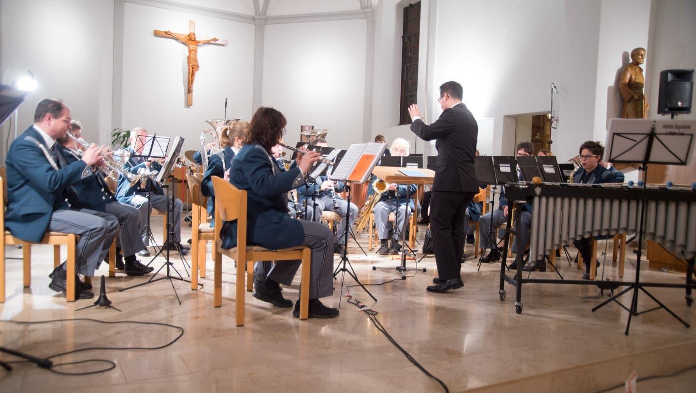 Festliche Klänge in der Adventszeit: Jubiläums-Schlusspunkt in der Kirche