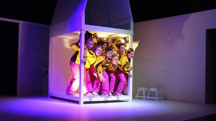 Das Theater der Kanti Wettingen ist authentisch, intensiv und lustvoll