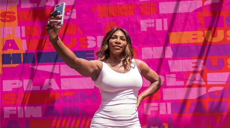 Eine Frage der Moral: Serena Williams ist in Wimbledon gesetzt und sorgt für Diskussionen