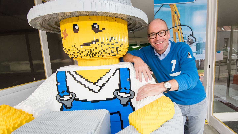 Ein neuer Treffpunkt für Lego-Freaks