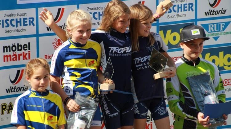 Mit dem 6. Lauf des Argovia Vittoria-Fischer Cups wurde die Rennsaison in Giebenach beendet.