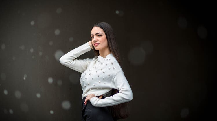 Die Miss Schweiz im grossen Interview vor der Wahl: «Ich wurde wegen meines Aussehens gemobbt»