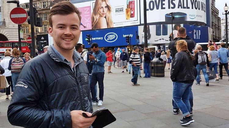Rothrister in London: «Es war wirklich ein Chaos, überall nur noch Blaulicht»
