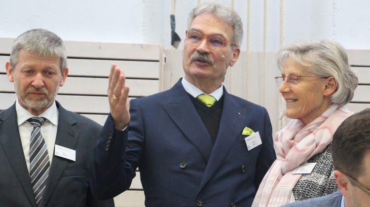 Bodenständiger Bauernbub: Bank Leerau verabschiedet Urgestein Emil Gafner