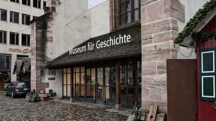 Historisches Museum Basel braucht für Sammlungspflege mehr Geld