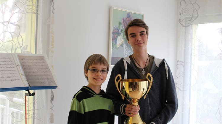Berchtold-Brüder räumen bei renommiertem Musikwettbewerb ab