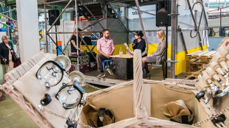 «Fährimaa, jetzt erzähl mal was!»: Fähren-Geschichten und Schinkenröllchen an der Muba