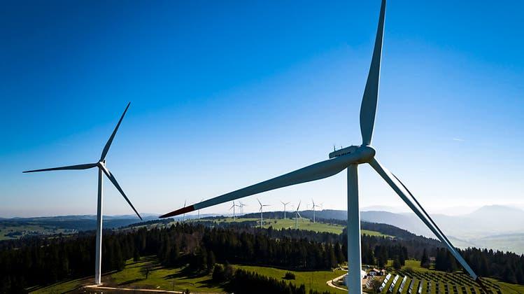 SVP will Windenergie die Luft abdrehen