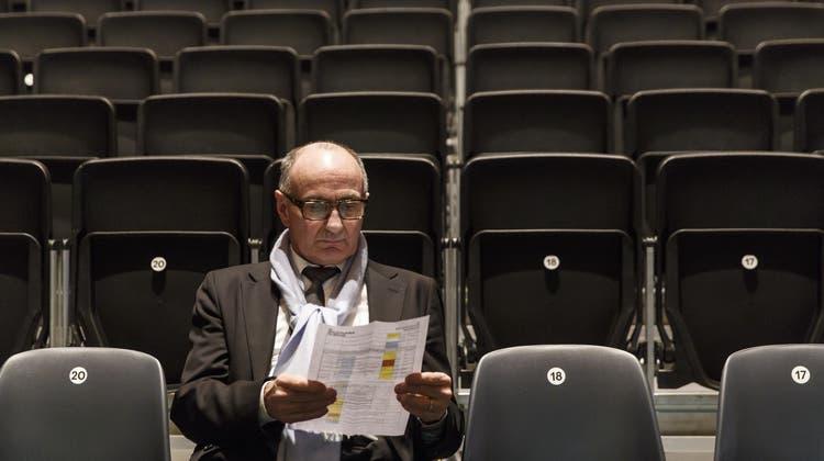 Felix Gutzwiller: «Ich will die Bevölkerung nicht auf den Solothurner Filmtag einladen»