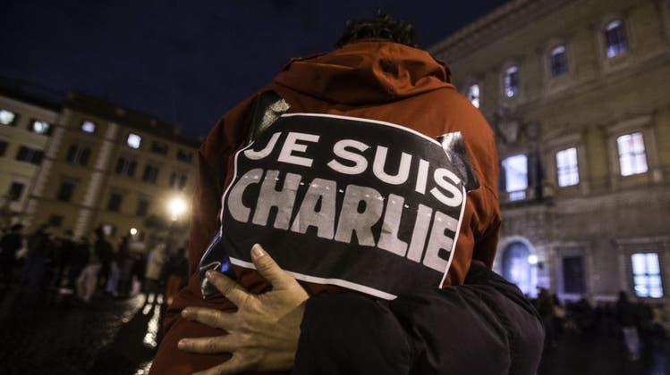 Wir waren Charlie – aber nur ganz kurz