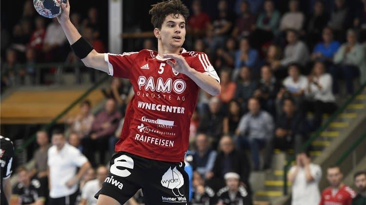 Turniersieg verpasst: Der HSC Suhr Aarau verliert gegen den BSV Bern Muri 16:32