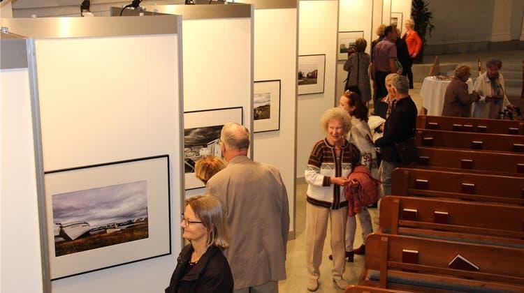 Die Reformierte Kirche zeigt die Fotos aus Neufundland von Christoph Hammer