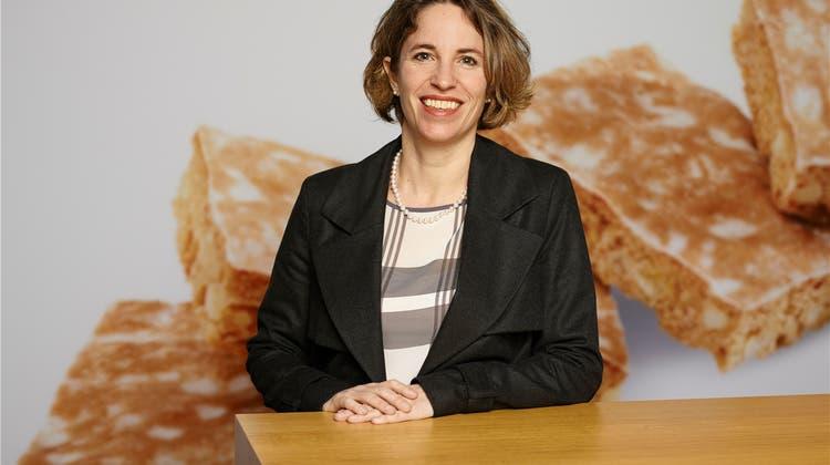 «Läckerli Huus»-Chefin Miriam Baumann-Blocher: «Ich sagte zu mir: Das kann ich auch»