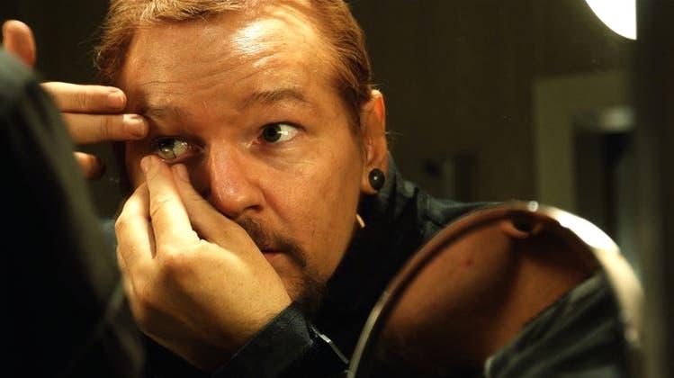 Platinblondes Gift: Film über «Wikileaks»Gründer Julian Assange scheitert an fehlender Distanz