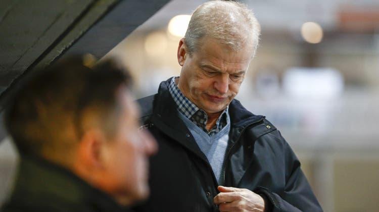 EHC Olten entlässt Trainer Gustafsson - Assistent Chris Bartolone übernimmt bis Saisonende