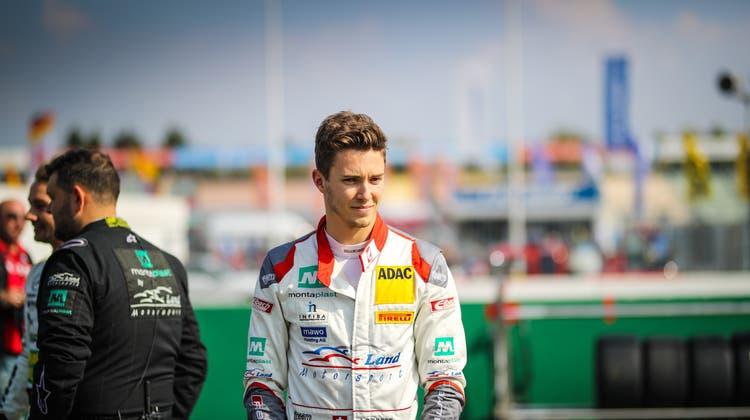 Jeffrey Schmidt krönt Debütsaison im ADAC GT Masters mit viertem Podium