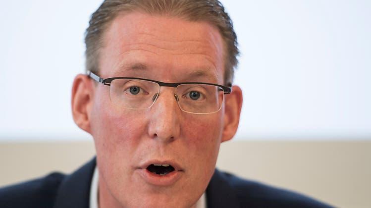 Drei neue Nationalräte: Für Adrian Wüthrich ist das Neuland