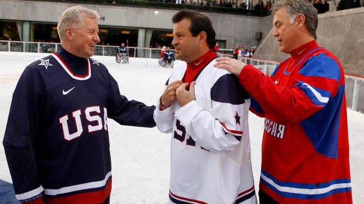 Olympia-Anekdoten: Miracle on Ice - der kalte Krieg in der Eishalle