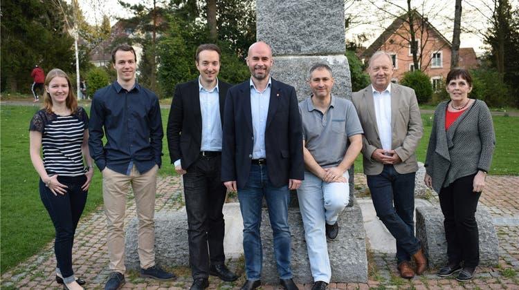 Die CVP nominiert sieben Kandidaten
