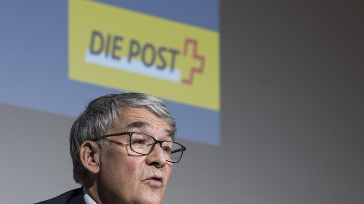 Politiker fordern Rücktritt von Post-Präsident Urs Schwaller – und das ist nicht der einzige