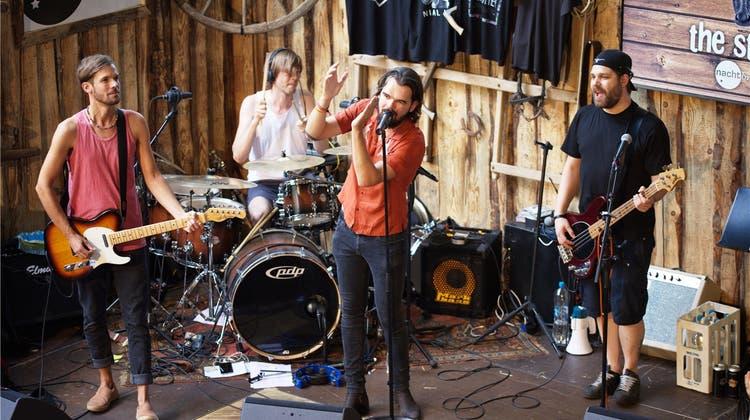 """Alternative Rock mit Tiefgang: """"Die Badenfahrt war eine Insel im Alltag"""""""