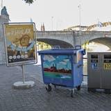 Das Recycling am Rhein funktioniert nicht wie gewünscht