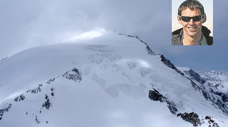 """Augenzeuge: """"Es war verrückt, aber sonst hätte man die verunglückten Bergsteiger nie gefunden"""""""