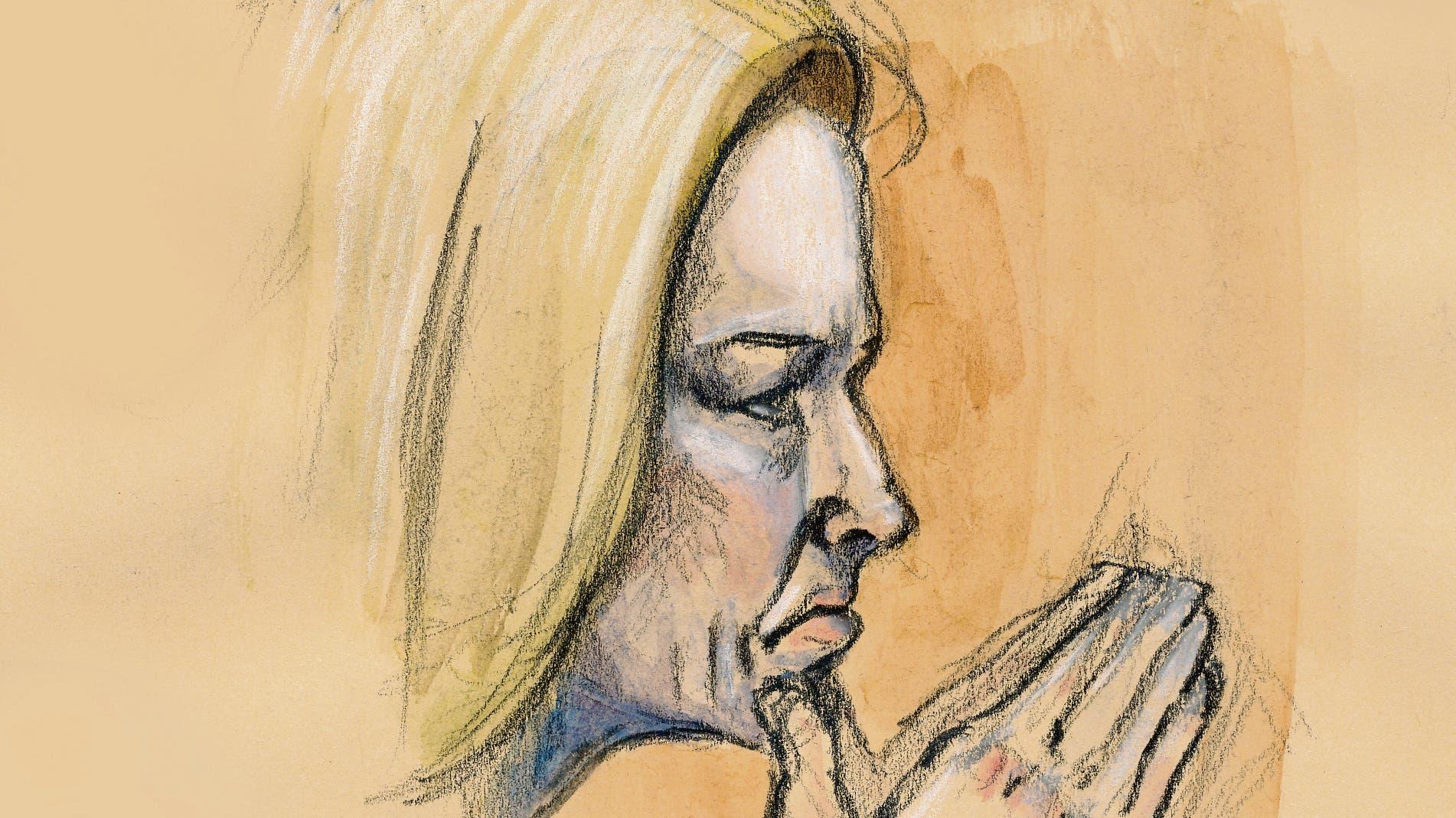 Staatsanwältin Barbara Loppacher in ihrem Plädoyer am zweiten Prozesstag: «Er redet sich und die ganze Welt schön.»