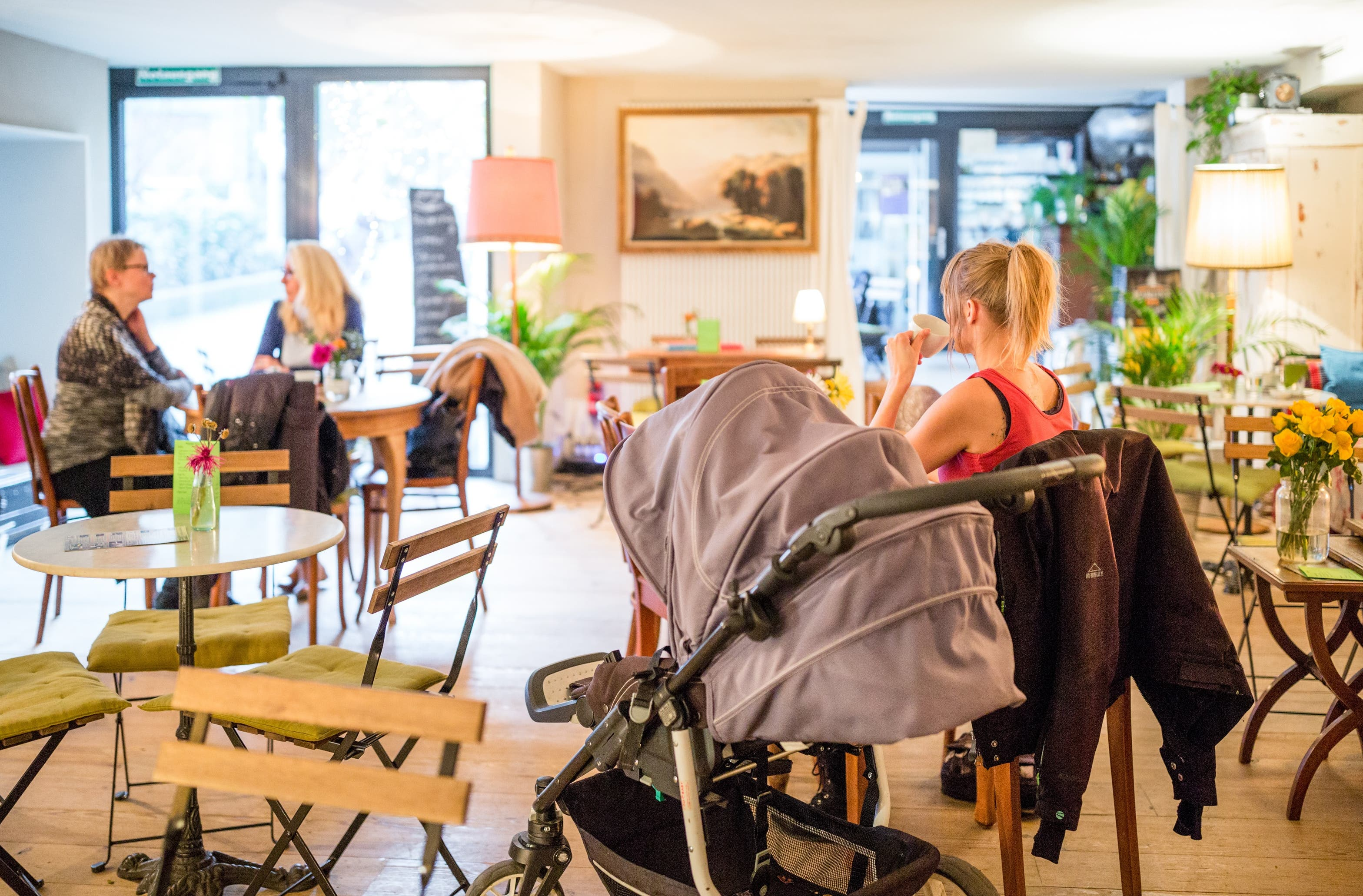 Das sind die kinderfreundlichen Cafés in Baden