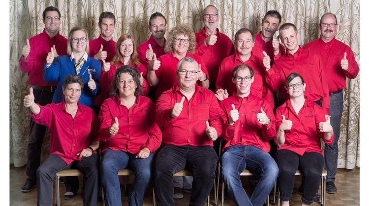 Zum Musiktag sind 1000 Musikanten in einem Dorf