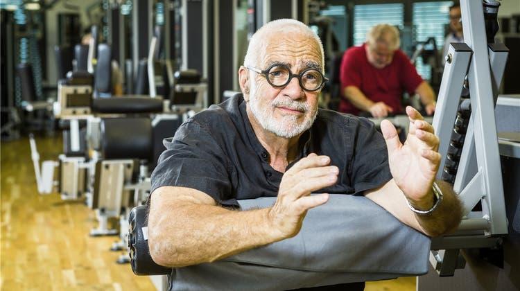 Limmattaler Fitness-Pionier Kieser: «Der Tod nimmt dir die Hantel aus der Hand»