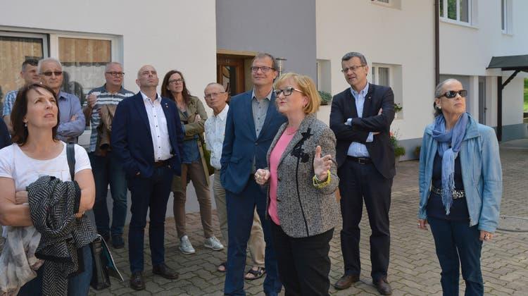 Zusammenarbeit über den Rhein hinweg