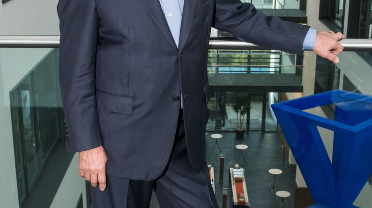 65 Jahre Endress + Hauser: Wir haben Präsident Klaus Endress zum Interview getroffen
