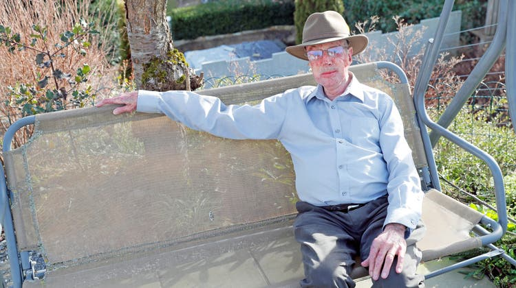 Vor 30 Jahren: Ein Spenderherz hat Ernst Hintermann gerettet
