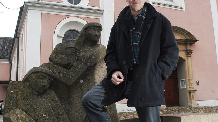 Pfarrer-Nachfolger gefunden: Urs Zimmermann folgt auf Alexander Pasalidi