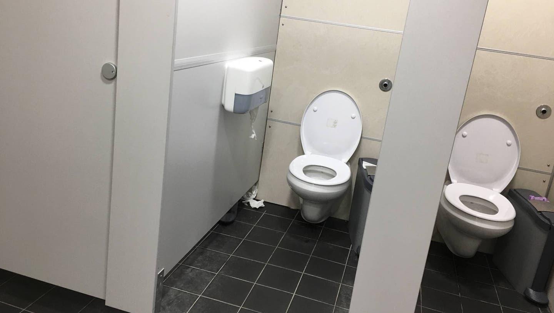 Die netten Aarauer Toiletten bekommen Zuwachs