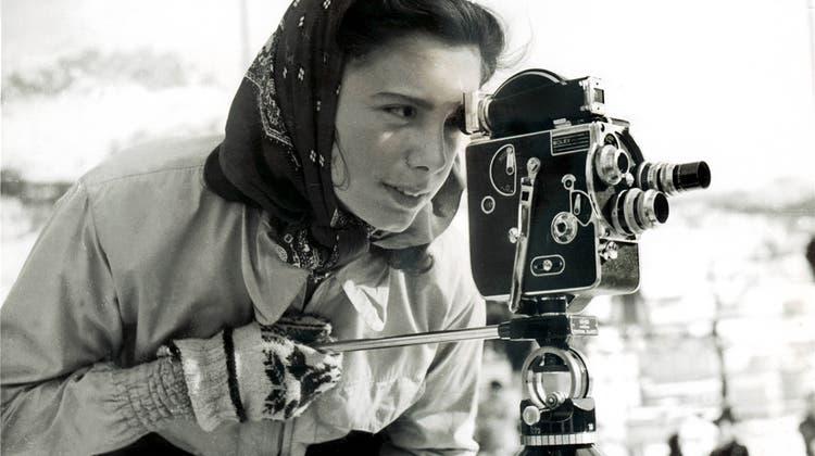 Sogar Steven Spielberg erlernte sein Handwerk mit dieser Waadtländer Kamera