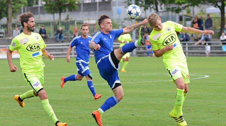 36 Spiele und 24 Niederlagen – Challenge-League-Derniere für den FC Wohlen