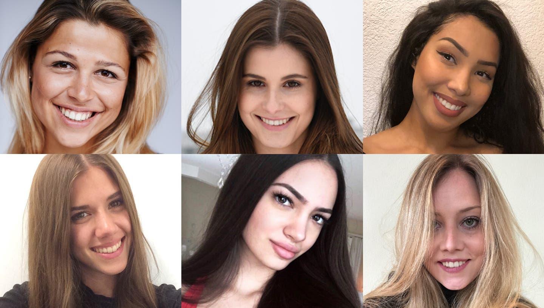 Das sind die 20 Miss-Schweiz-Kandidatinnen