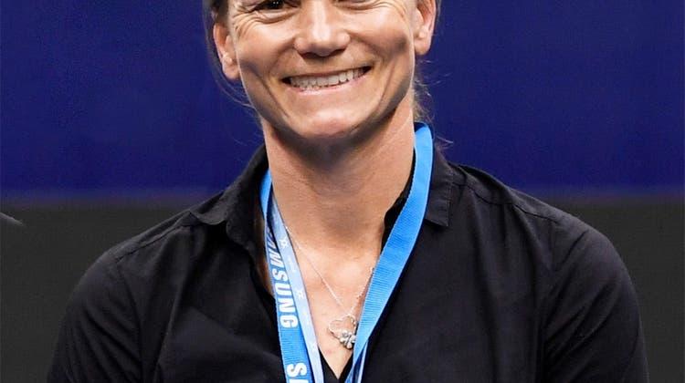 Roger Federers Ex-Assistentin Geraldine Dondit ist eine Frau für alle Fälle