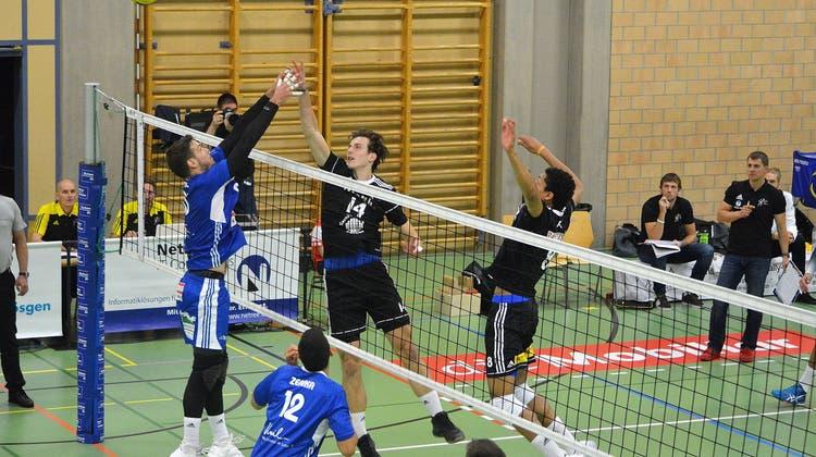 0:3-Pleite für Volley Schönenwerd gegen Lausanne zum Start der NLA-Saison