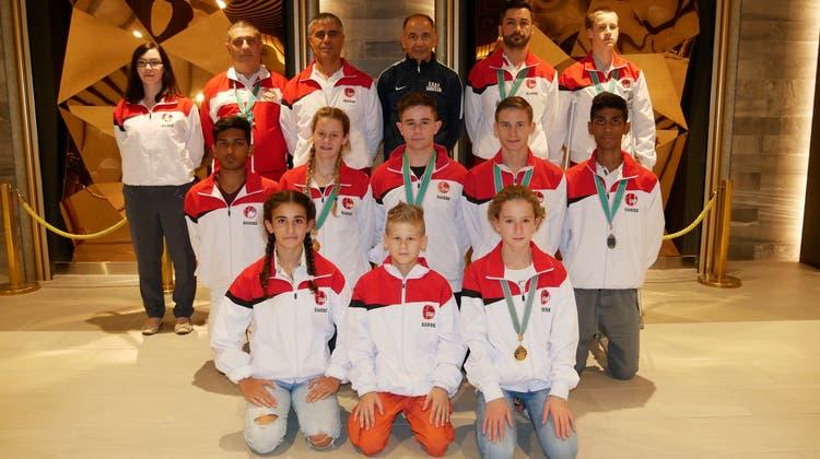 Erfolgreiche Nordwestschweizer Karatekas an den WSKF-Weltmeisterschaften in Tokyo