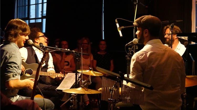 Adrian Stern zum Songcircle: «Bei uns ist nichts einstudiert»