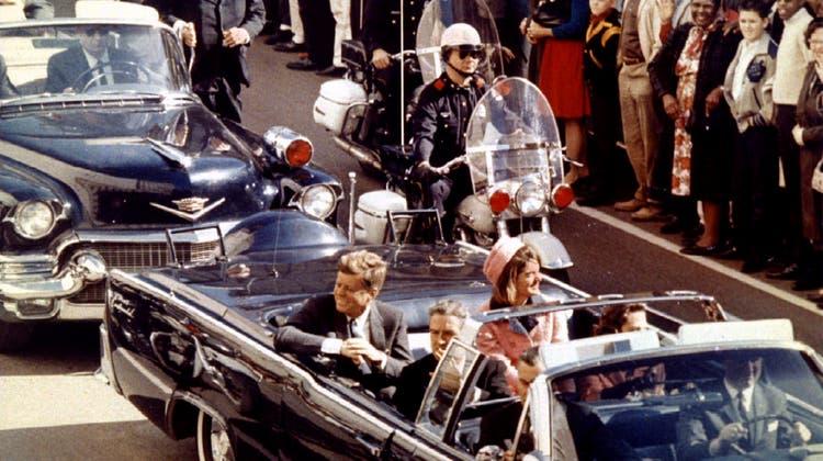 Freigegebene JFK-Geheimakten: Was sagen sie über die Machenschaften von CIA, FBI oder Mafia?