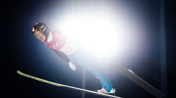 Als Einstimmung auf Simon Ammanns nächstes Olympia-Gold: So wurde er vom Bauernbub zum Weltstar