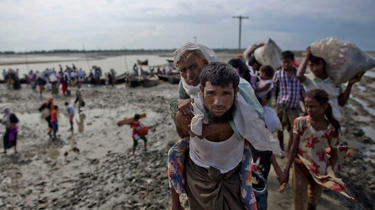 Spende aus Swisslos-Fonds: Kanton Aargau spricht 25'000 Franken für Nothilfe in Bangladesch