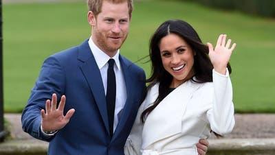 Harrys Eskapaden, Braut Meghan und der grosse Abwesende: Mit den richtigen Antworten dürfen Sie an die Hochzeit 😉
