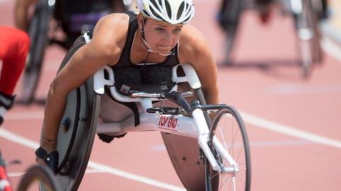 Silbermedaille für Manuela Schär