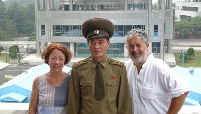 Nordkorea: das Land, in dem keiner Roger Federer kennt